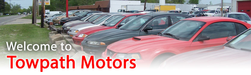 Welcome to Towpath Motors
